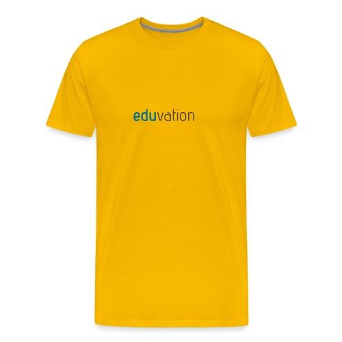 logo ohne slogan png - Männer Premium T-Shirt