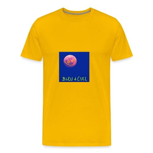 BLEU d CIEL- PINK mOOn collection - T-shirt Premium Homme