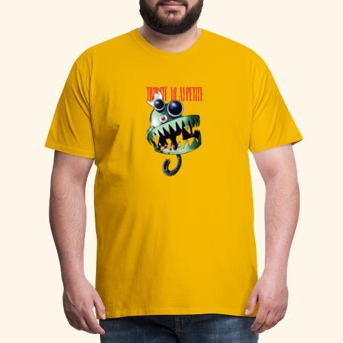 Tribute To Appetite - Premium-T-shirt herr