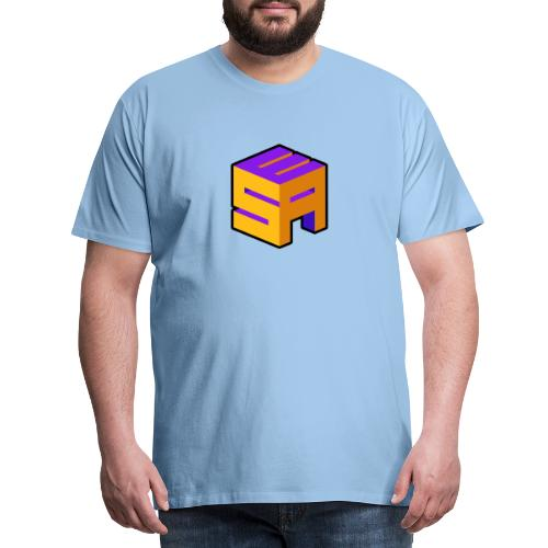 ESA Cube - Men's Premium T-Shirt
