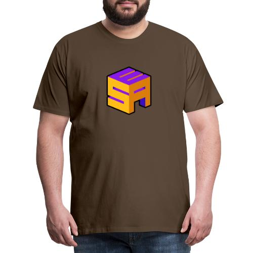 ESA Cube - Men's Premium T-Shirt