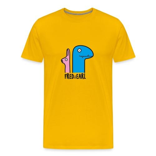 Fred Earl - Männer Premium T-Shirt