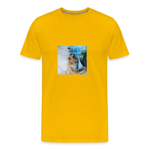T - shirt - Premium T-skjorte for menn