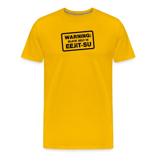 eejit - Men's Premium T-Shirt