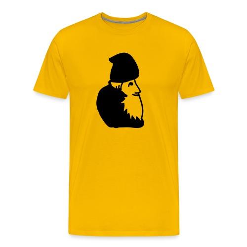 Waldorf Zwerg - Männer Premium T-Shirt