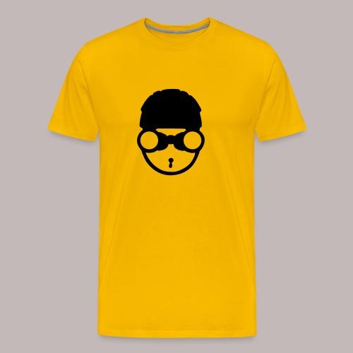 Peeper Splash - Männer Premium T-Shirt
