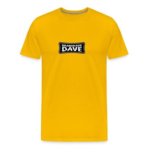 logo xxl ohne figur 2 - Männer Premium T-Shirt