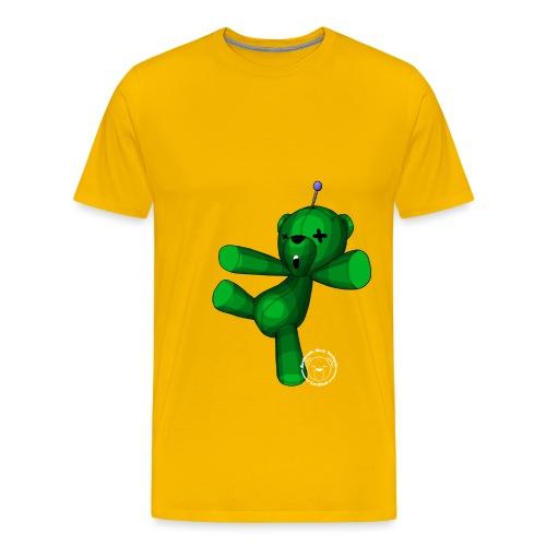 zombear voodoo #2 - T-shirt Premium Homme