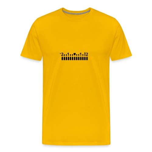 Manuell - Männer Premium T-Shirt