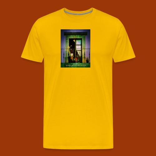 Windows in the Heart - Men's Premium T-Shirt