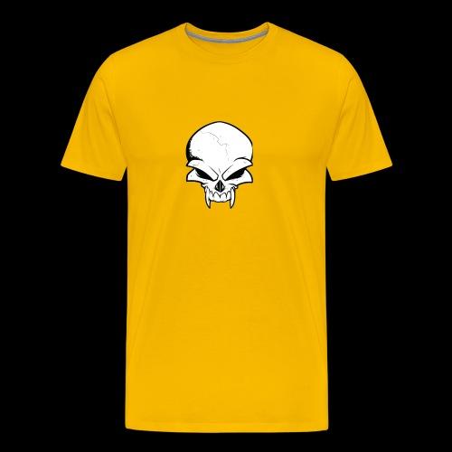 Skill Head - Männer Premium T-Shirt