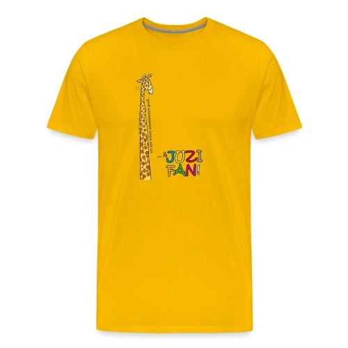 Sooo groß und JUZI-Fan - Männer Premium T-Shirt