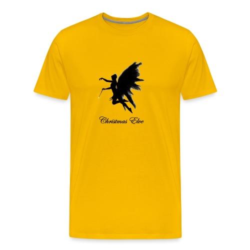 Isle of Christmas Elves - Men's Premium T-Shirt