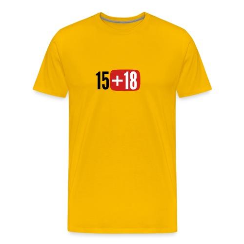1518 - Maglietta Premium da uomo