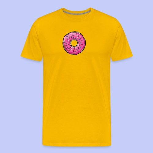 Mmm...Donuts! - Men's Premium T-Shirt