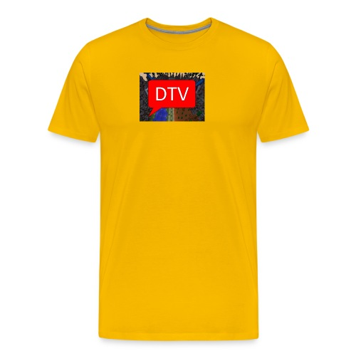 DriesTv Server - Mannen Premium T-shirt