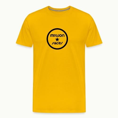 xxmillionfacesxx - Männer Premium T-Shirt
