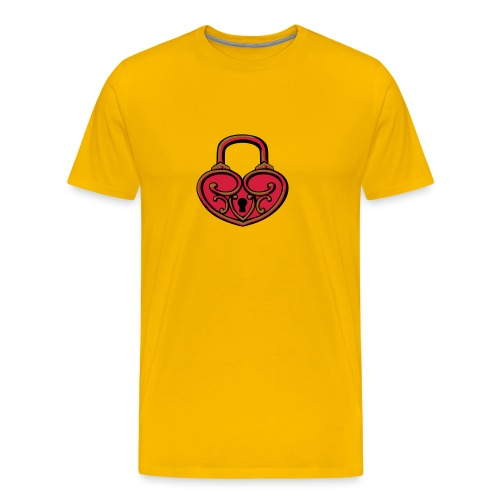 Unlock Me 3D - Men's Premium T-Shirt