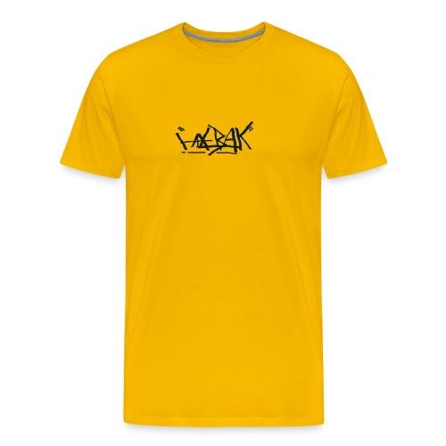 Sweat Hlbak Beats - Men's Premium T-Shirt