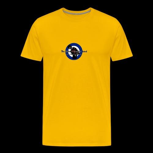 Grits & Grooves Band - Men's Premium T-Shirt