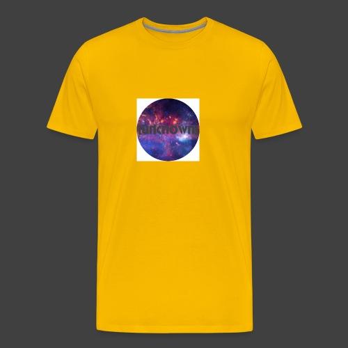 [UNKNOWN] Badget - Herre premium T-shirt