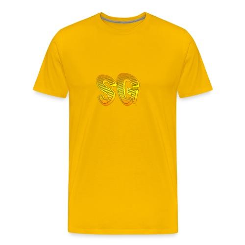 Felpa SG Donna - Maglietta Premium da uomo