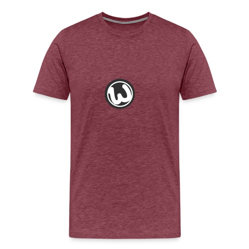 Wooshy Logo - Men's Premium T-Shirt