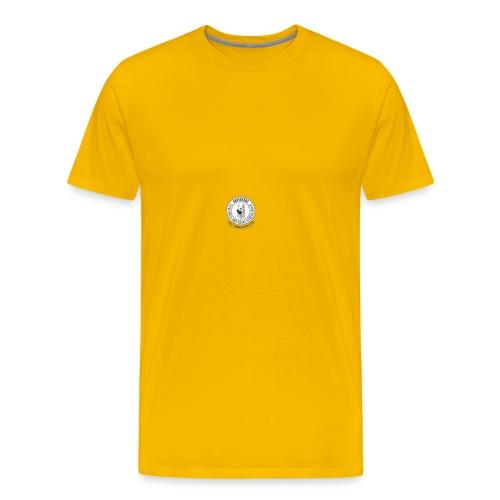 vhk-ny-logo-pos - Premium-T-shirt herr