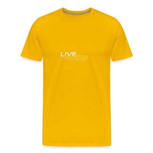 YT_Watermark - Men's Premium T-Shirt
