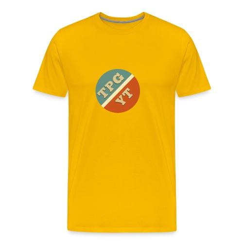The Official TPG Cap - Men's Premium T-Shirt