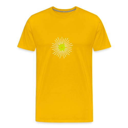fancy_circle - Men's Premium T-Shirt