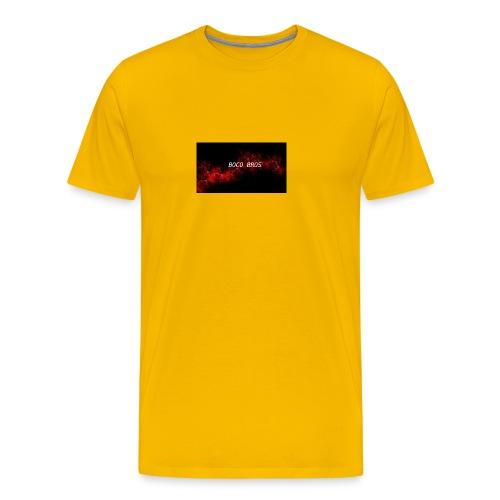 THE NEW LOGO - Men's Premium T-Shirt