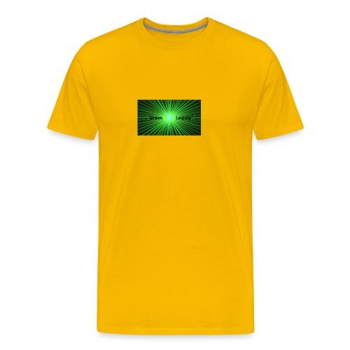 Green Leipzig - Männer Premium T-Shirt