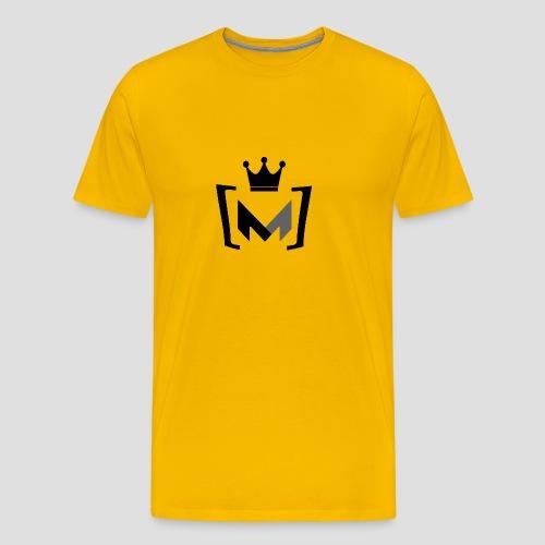 Marcuz Logo Only - Mannen Premium T-shirt