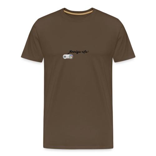 Nostalgia-rific! - Men's Premium T-Shirt