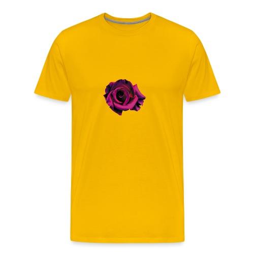 Lila Ros - Premium-T-shirt herr