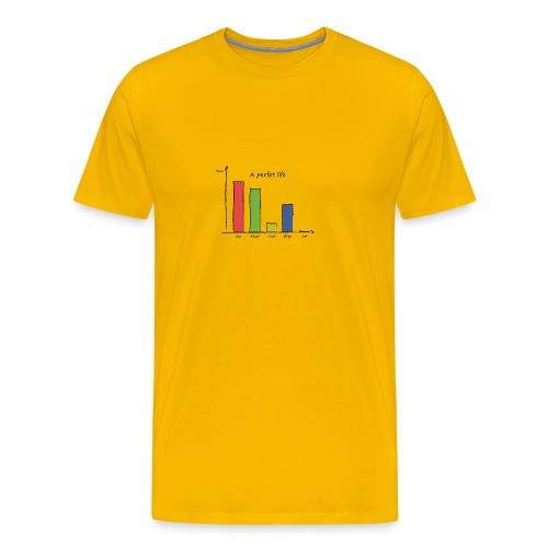 Vita perfetta - Maglietta Premium da uomo