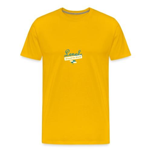 LOGO front - Camiseta premium hombre