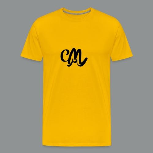 Button CM - Mannen Premium T-shirt
