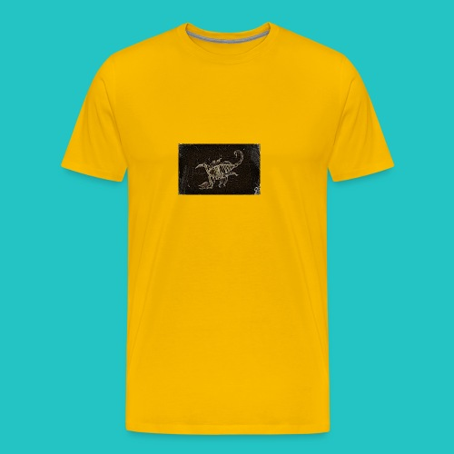 skorpion_grafika-jpg - Koszulka męska Premium