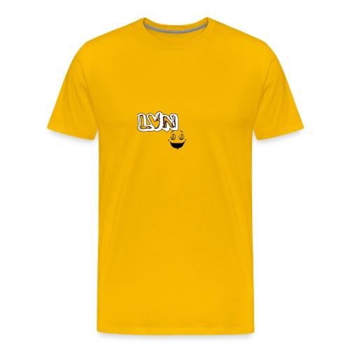 LoGoTest - Mannen Premium T-shirt