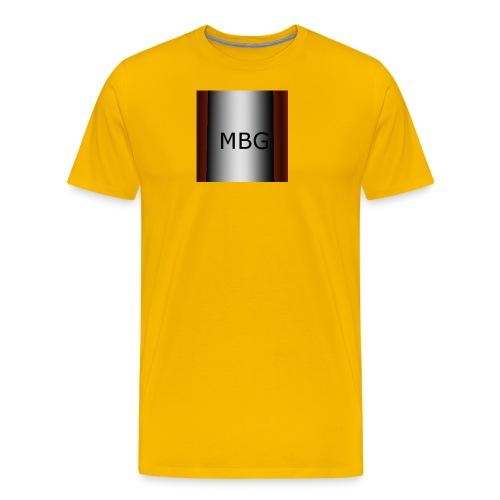 MBG - Männer Premium T-Shirt