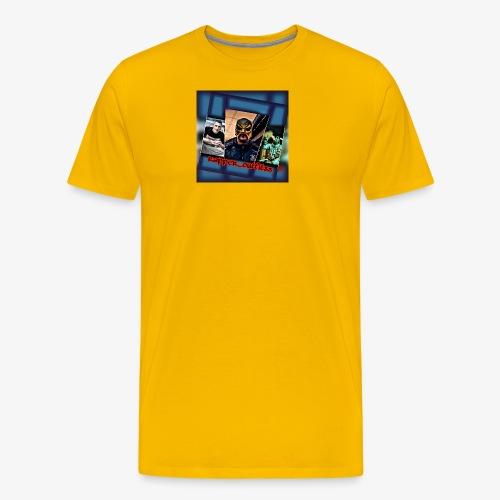 Rapper_outfitss - Männer Premium T-Shirt