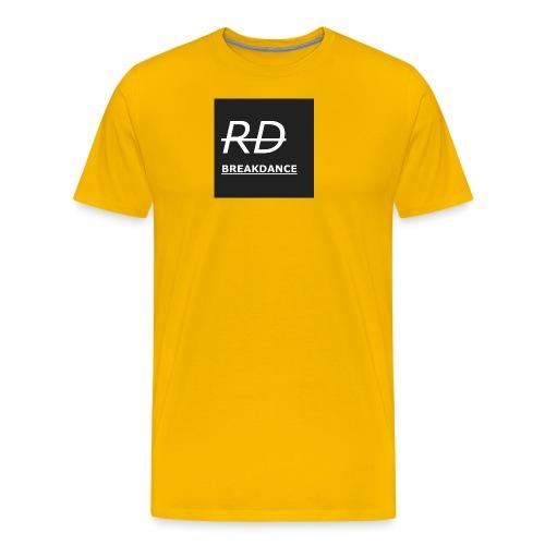 RD dance - Männer Premium T-Shirt