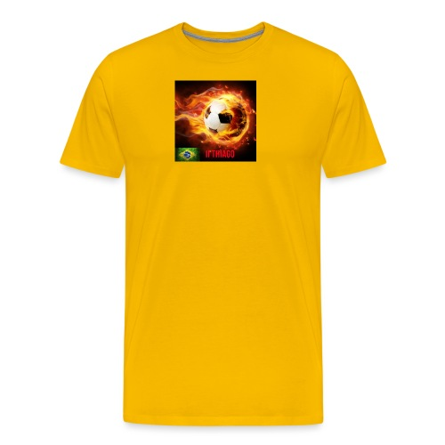 i tHIAgo - Maglietta Premium da uomo