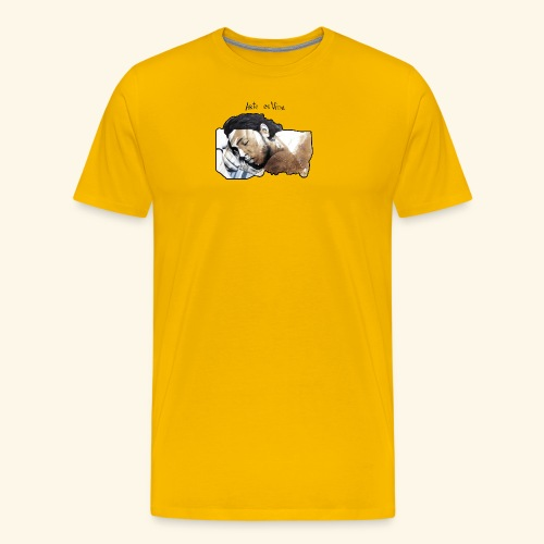 arte es vida - Camiseta premium hombre