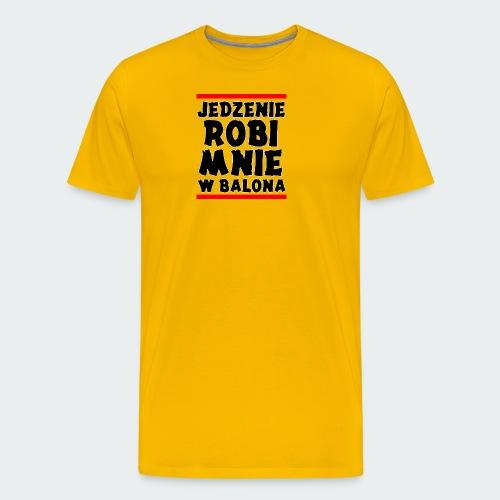 Damska Koszulka Premium JRBWB - Koszulka męska Premium