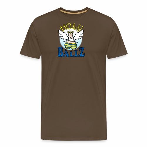 Holy Ballz Charlie - Men's Premium T-Shirt