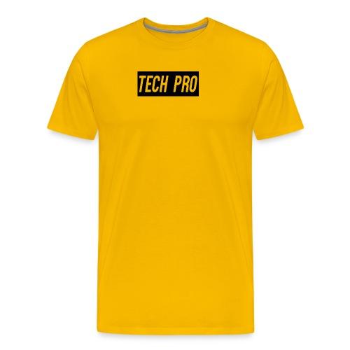 Tech Pro Official Logo - Men's Premium T-Shirt