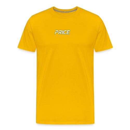 PRICE - Men's Premium T-Shirt